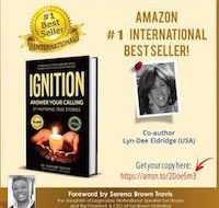 Amazon #1 International Best Selling Author