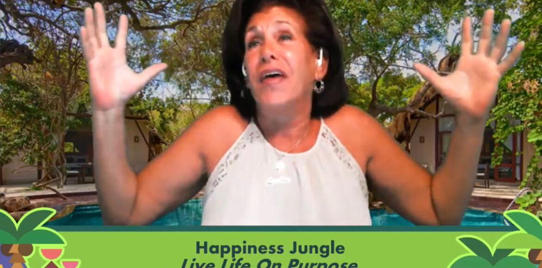 Happiness Jungle – Live Life On Purpose