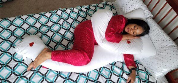 Cuddle Me Love Body Pillow